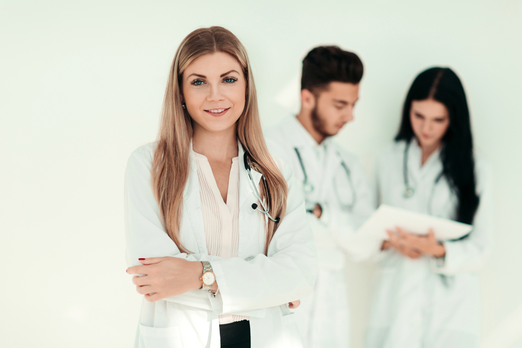 tre-unga-lakare